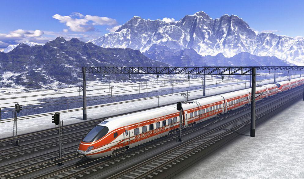"""普京访华将体验中国高铁,俄为何对其""""情有独"""